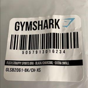 Gymshark Flex Strappy sports bra Sz XS